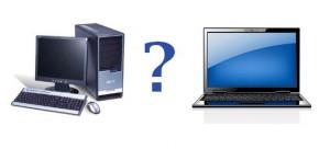 ordinateur fixe ou pc portable