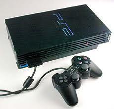 Une console PS2